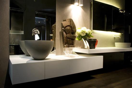 Кухонные мойки из акрилового камня