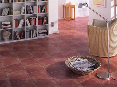 Ламинат - имитация плитки