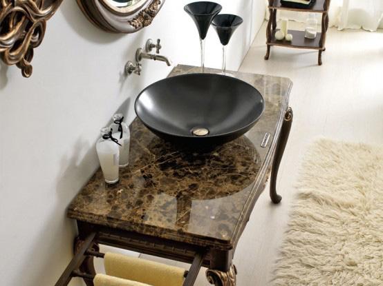 Дизайн ванной комнаты Savio Firmino