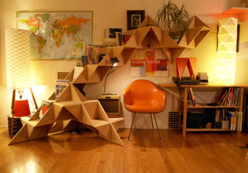 Предметы дизайна интерьера