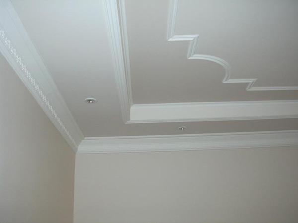 Шпаклевка стен и потолка