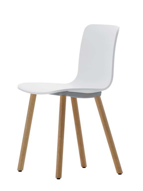 Минималистичный стул HAL от Джаспера Моррисона