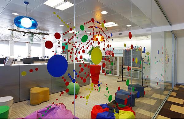 Офис Google в Милане - фото
