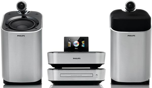 Philips MCD900: DVD-кинотеатр