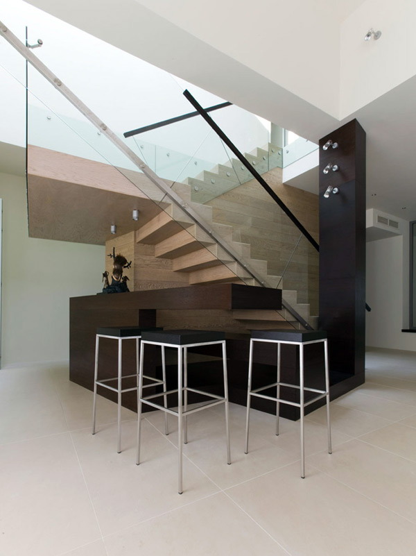 Дом, проект дома от za bor architects
