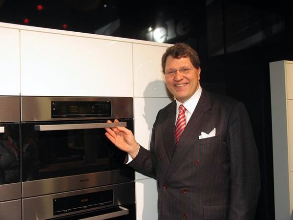 Miele на первой международной выставке кухонь LivingKitchen 2011