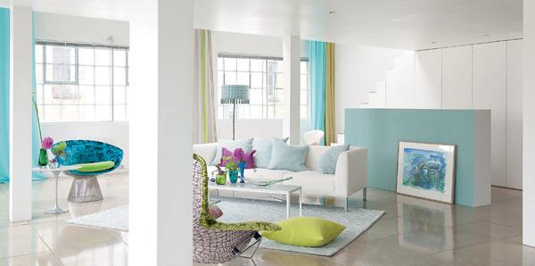 идей для интерьера гостиной Chichester_Pale_B