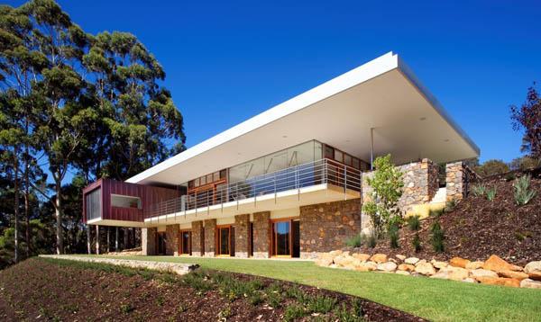 Дом Yallingup-residence, проект дома
