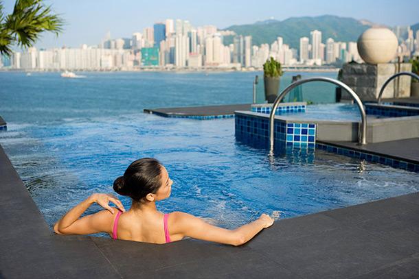 Отель Intercontinental (Гонконг)