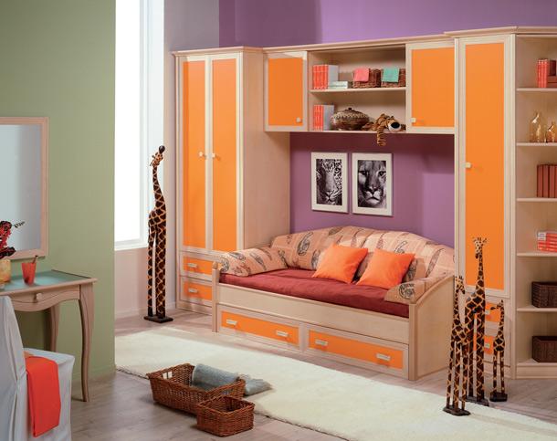 Комната для новорожденного: выбираем мебель