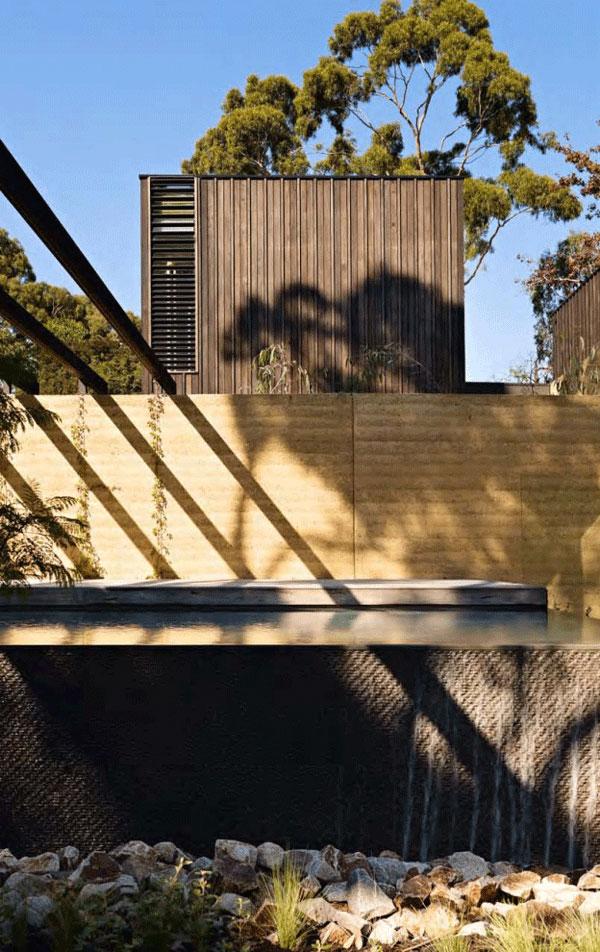 Проект коттеджа Авеню от студии Neil Architecture в Мельбурне