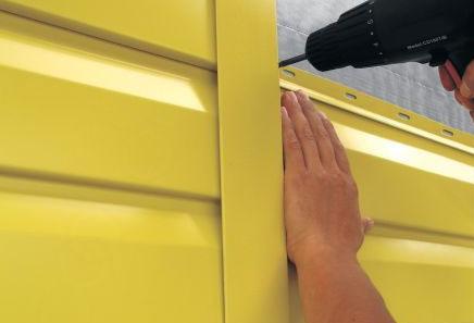 Сайдинг для отделки здания, преимущества и разновидности сайдинга