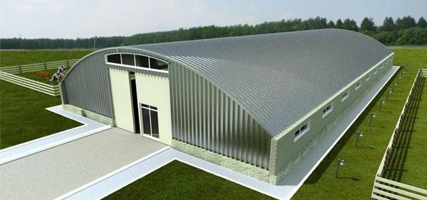 Быстровозводимые склады, ангары и другие конструкции: особенности строительства