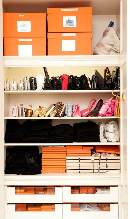 Интерьер-микс: интерьер гардеробной, гардеробная шопоголика (фото)