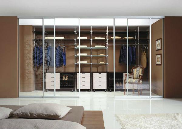 Гардеробная система: оборудуем в доме гардеробную