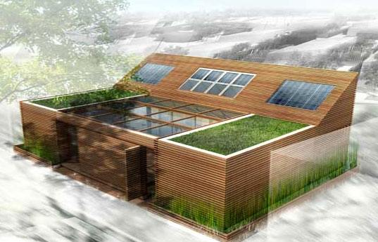 Что такое пассивный дом и каковы его преимущества?