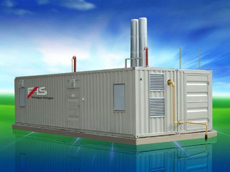 Электроника на службе ЖКХ - система модульных котельных