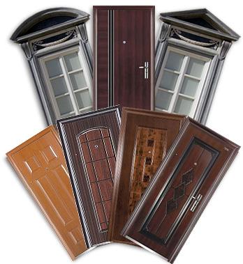 Утепляем металлические двери: основные приемы