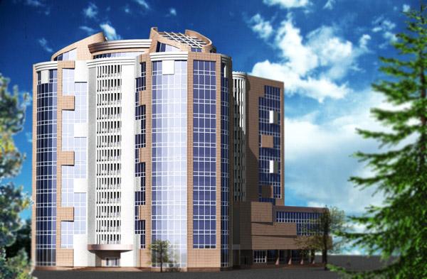 Общие рекомендации по окраске многоэтажных зданий