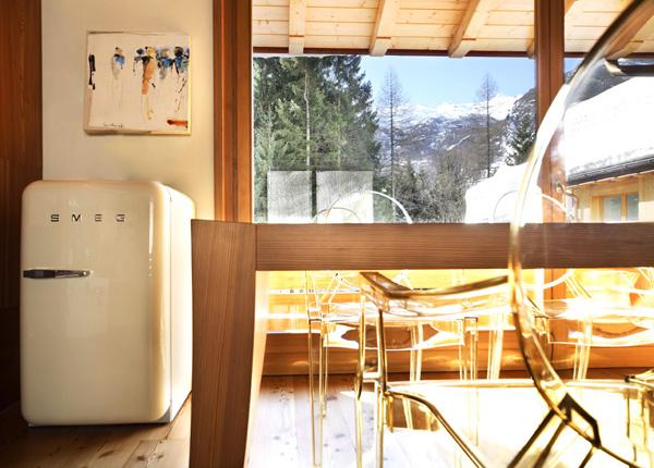 Особняк в Италии с теплой древесной отделкой. Проект роскошного дома