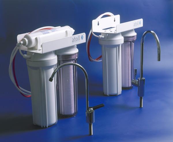 Выбираем бытовой фильтр для воды: основные критерии
