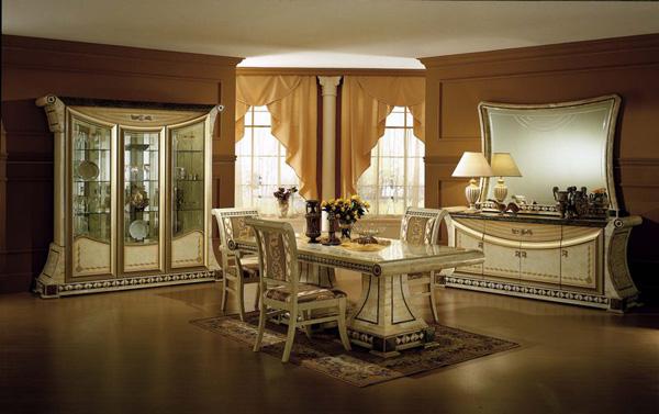 Преимущества покупки элитной итальянской мебели