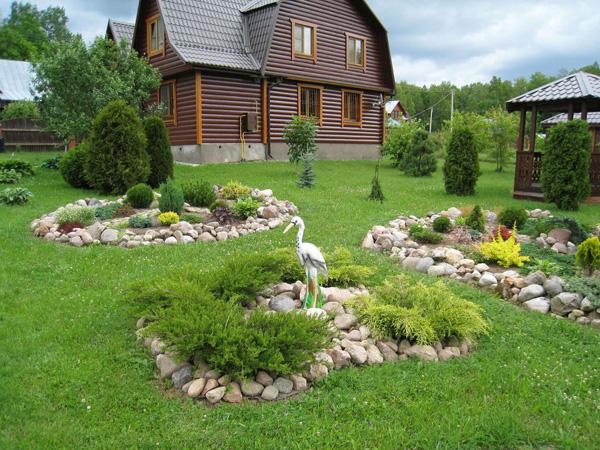 Фен-шуй: обустраиваем садовый участок