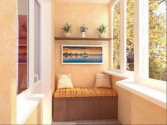Технологии и материалы для утепления балконов