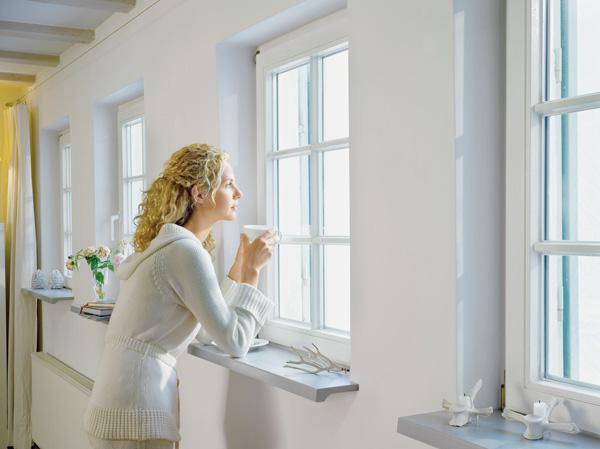 Окна ПВХ: как не допустить запотевания окон