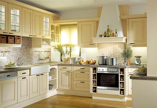 Выбираем кухонную мебель