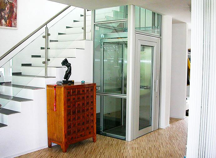 Коттеджный лифт. Лифт в загородном доме