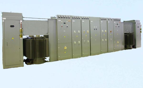 Профессиональное электрооборудование для предприятий