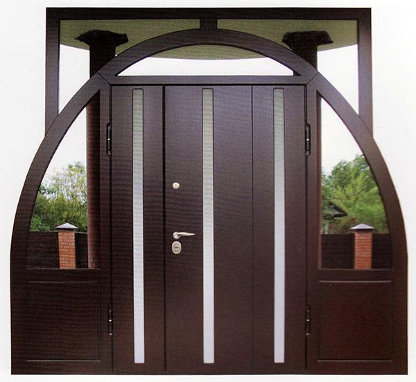 Металлические входные двери – надежная защита жилища