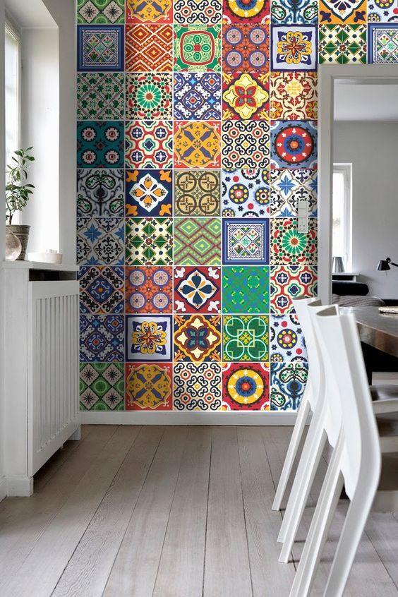 фото мозаичной плитки