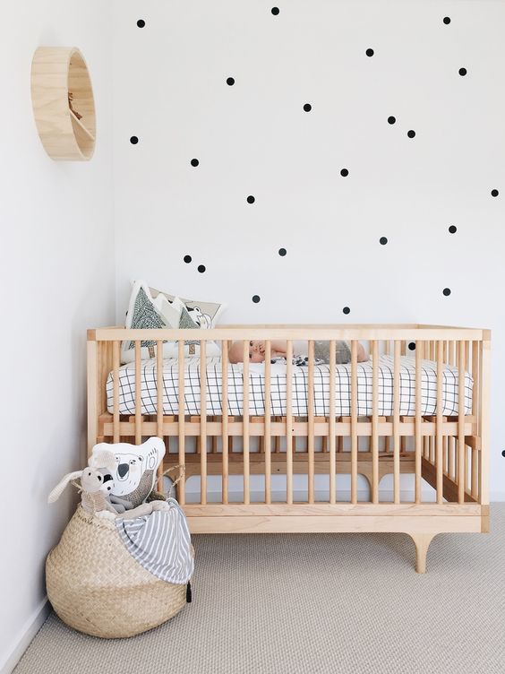 Детские кроватки - фото