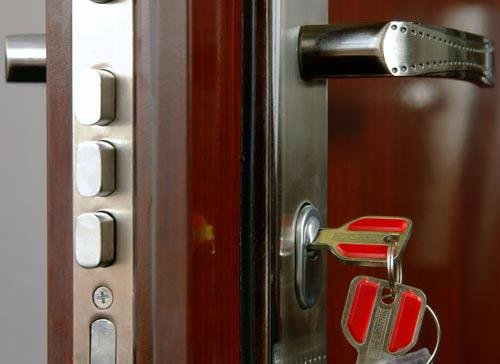 Стальные железные двери