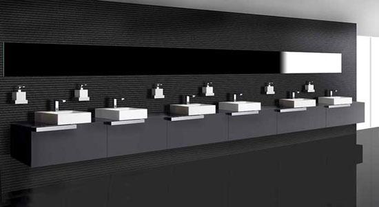 смесители для общественных туалетов