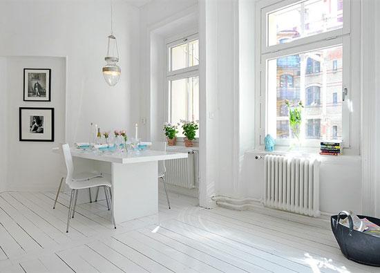 Столовая - обеденный стол