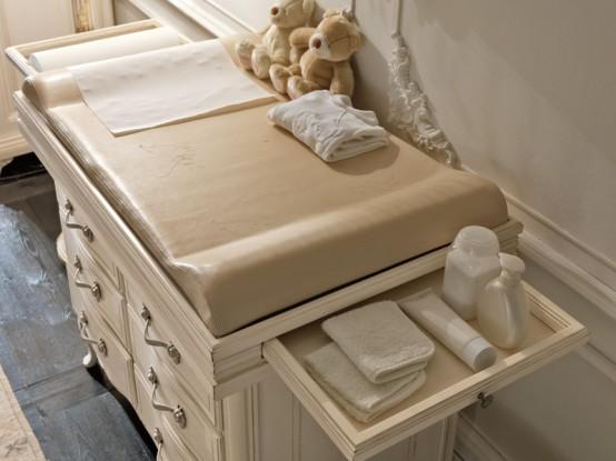 Детская мебель для новорожденных Notte Fatata от Savio Firmino