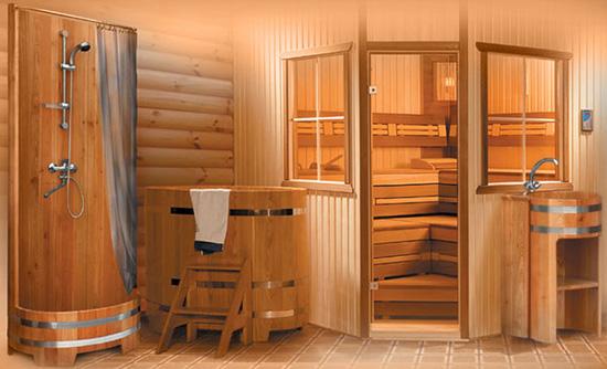 Домашняя сауна в частном доме или большой квартире