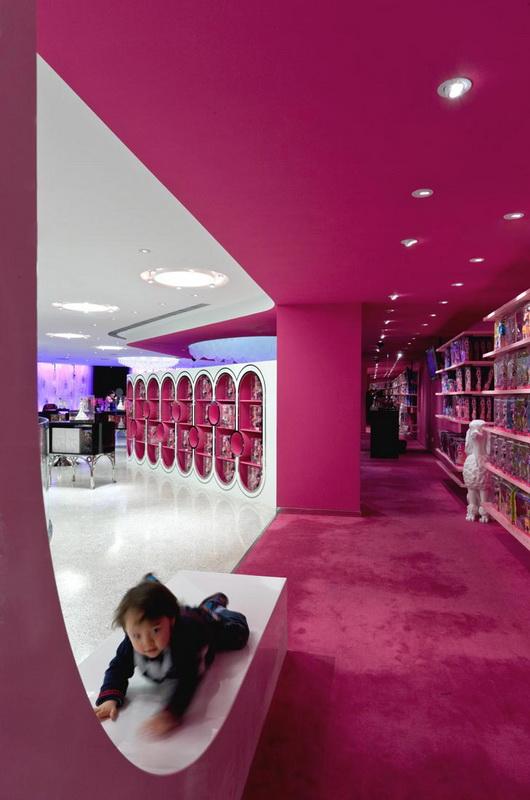 Магазин Barbie