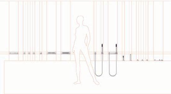 Модульная система Dornbracht Symetrics