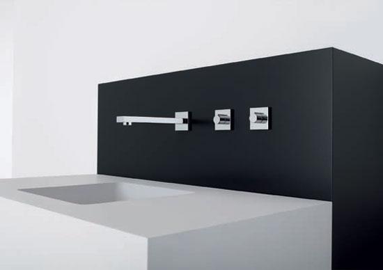 Dornbracht модульная система Symetrics