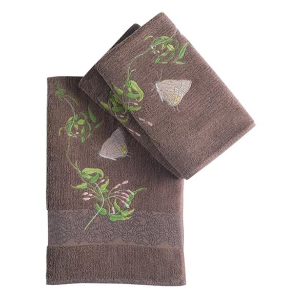 Махровые полотенца коллекции JASMIN
