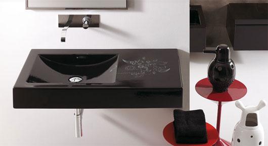 Итальянская мебель для ванной Simas