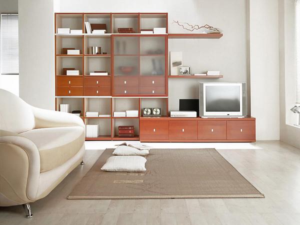 Красивая корпусная мебель, корпусная мебель, мебель для гостиной