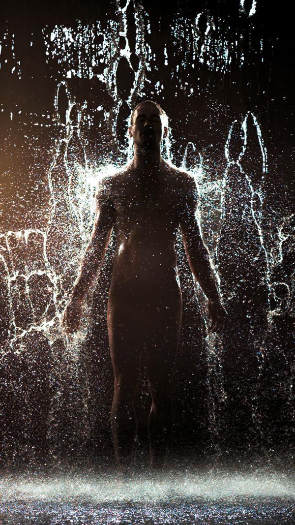 Такой разный душ! Сантехника Dornbracht АТТ (Ambiance Tuning Technique)