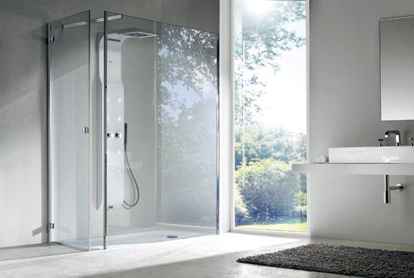 Дизайнерский душ Blu Bleu