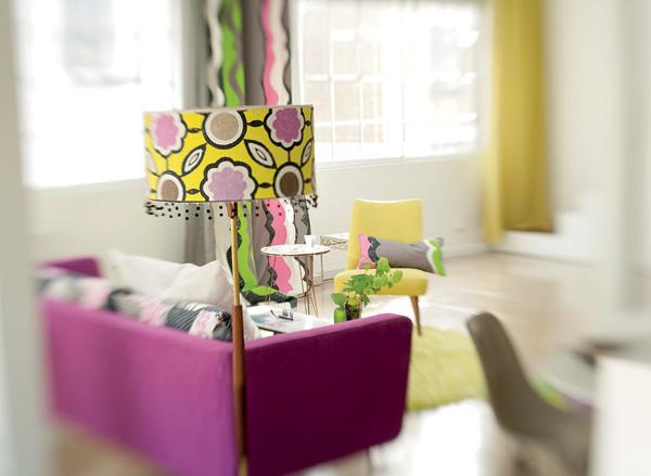 идей для интерьера гостиной Chichester_Acacia