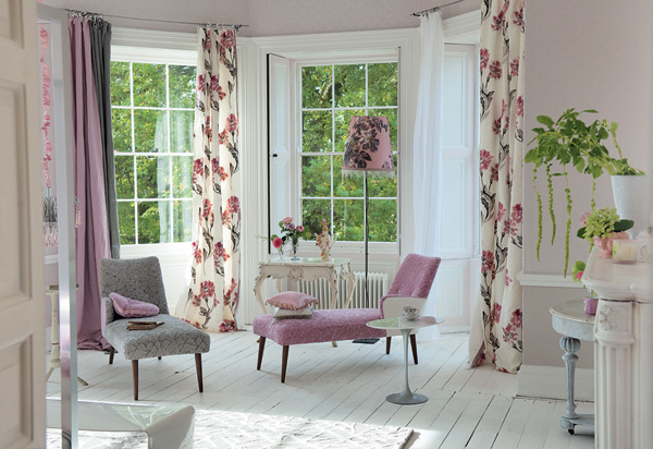 идей для интерьера гостиной Sussex_Crocus
